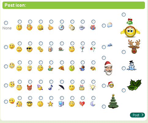 Christmas smileys - Macmillan Admin Blog - Blogs - Macmillan's ...