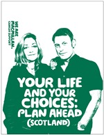 Front cover of Your life and your choices, Scotland