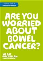 Image of the bowel cancer leaflet