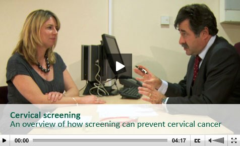 In this video a Consultant Gynecological Surgeon gives an overview of how cervical screening (smear tests) can prevent cervical cancer. The effectiveness of these tests and the proportions of people who do get cervical cancer is discussed.