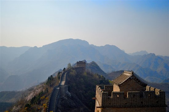 Photograph of Great Wall of China